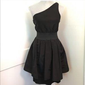 One shoulder dress - size 12